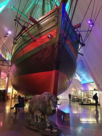 Oslo Fram Polarschiffmuseum