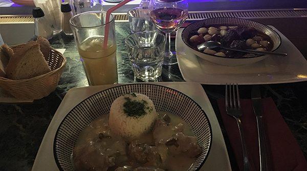 Kurztrip Paris - Restaurant -la fourmi ailee