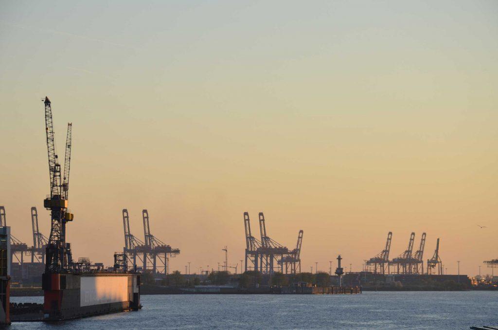 Hafen-Hamburg romantisches Wochenende in Hamburg