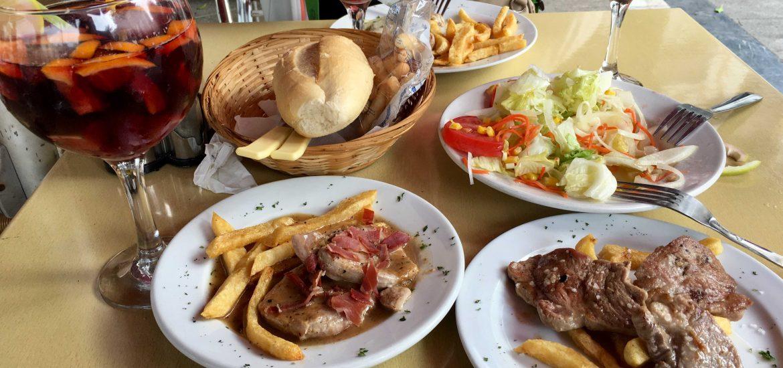 Kurztrip Andalusien - spanisches Essen