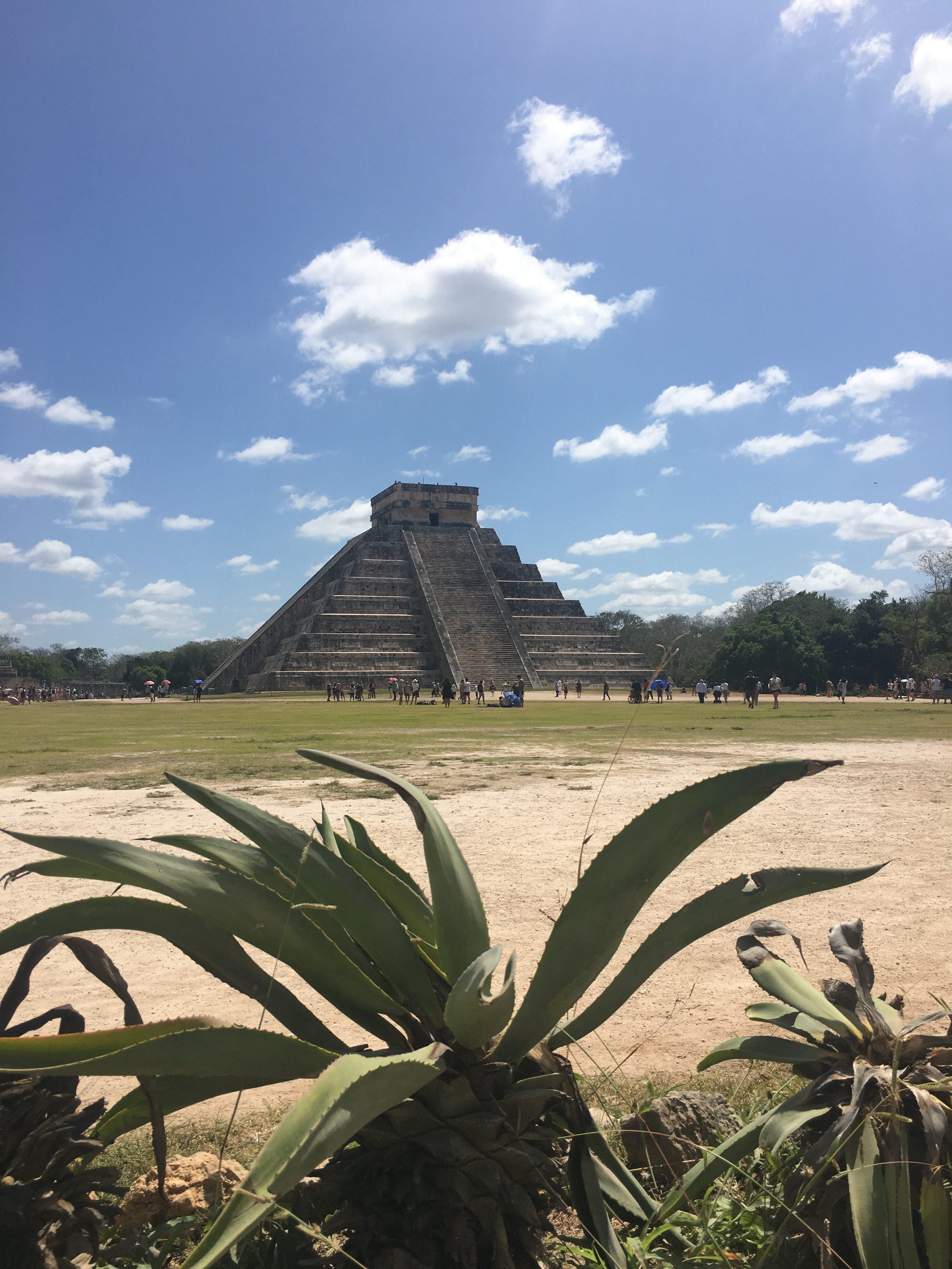 Ruinenstätte Chichén Itzá