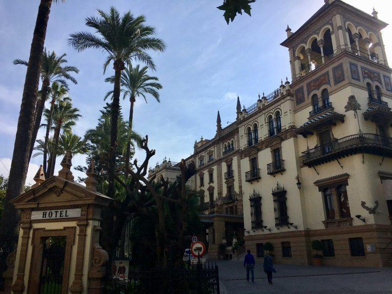 Sevilla Stadtbild