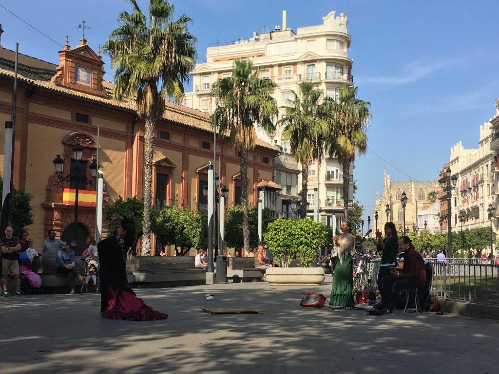 Kurztrip Andalusien - Sevilla- Flamenco