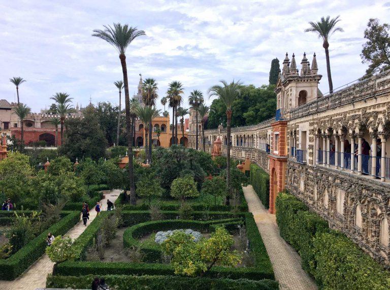 Sevilla Real Alcazar