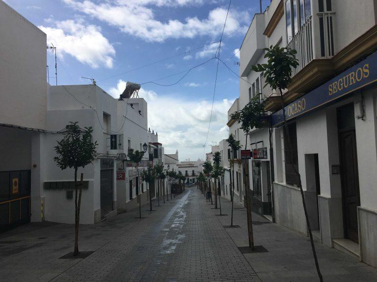 Conil de la Frontera Stadt