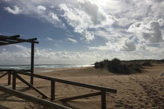 Kurztrip Andalusien - Strand