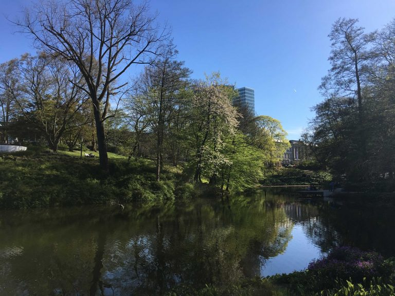 Planten-un-Bloomen-Park Hamburg