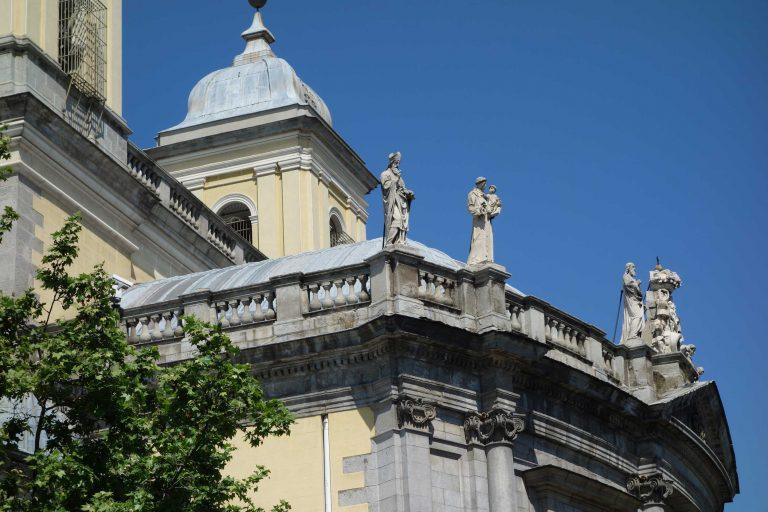 Madrid-Alameda-Kirche