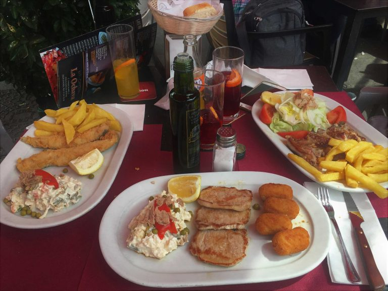 Madrid-Essen