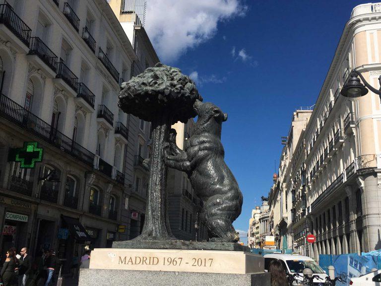 Madrid-Wahrzeichen