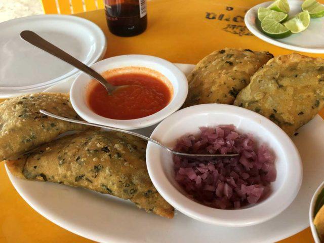 Empanadas-Mexiko