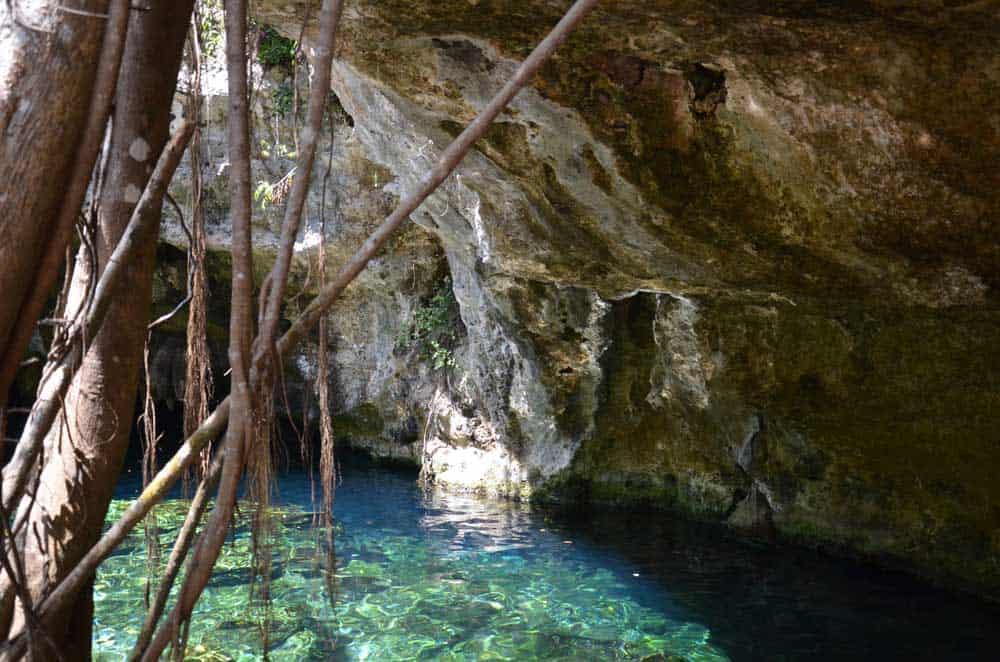 Cenote-Mexiko