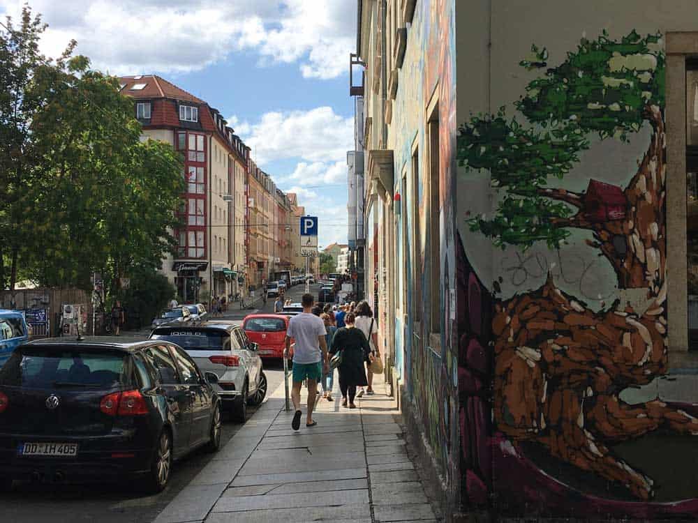 Neustadt-Louisenstraße