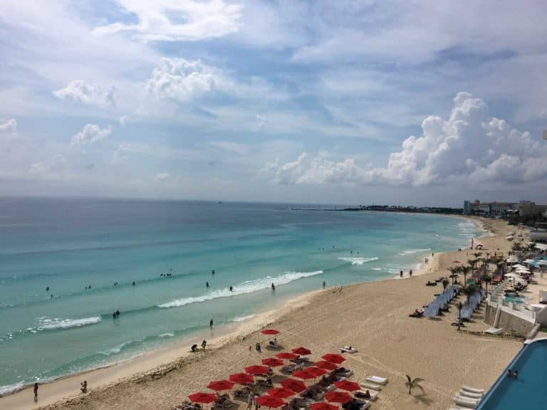 Strand-Cancun