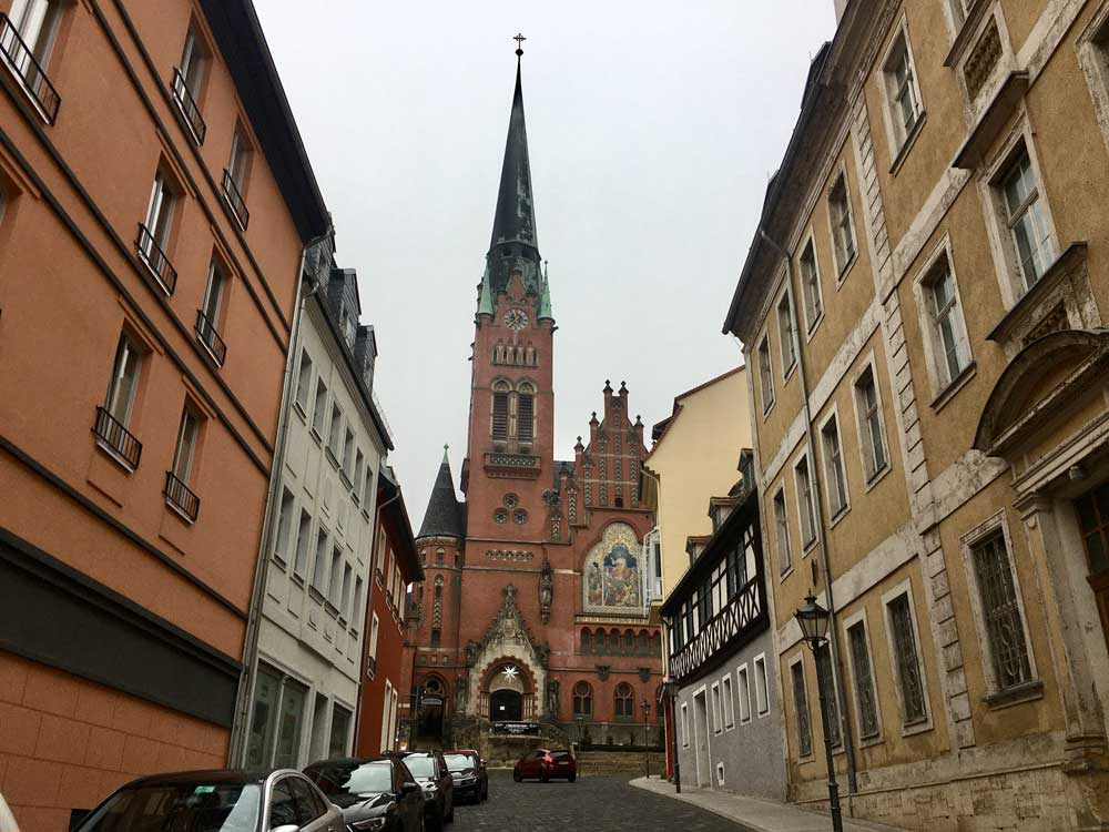 Altenburg-Gassen