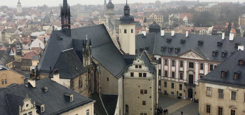 Altenburg-Stadt-von-Oben