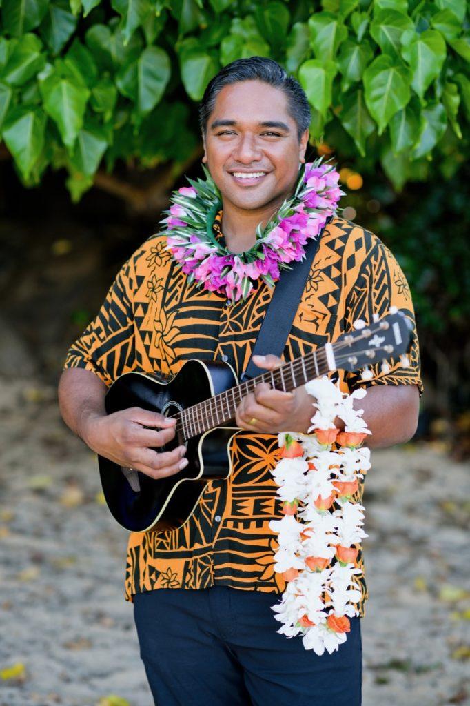 Hawaii-Musik Hochzeit