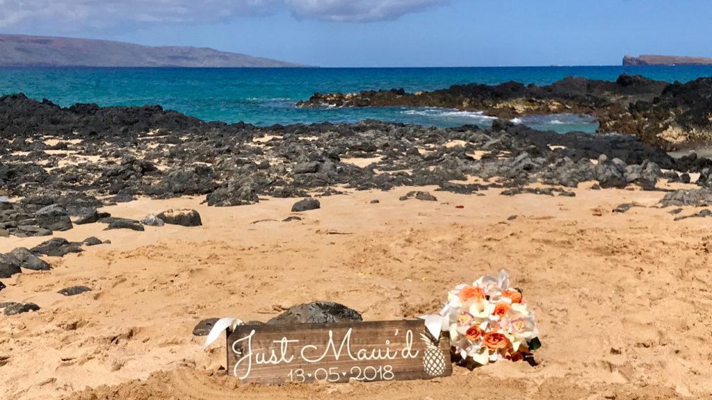 Heiraten Hawaii Maui